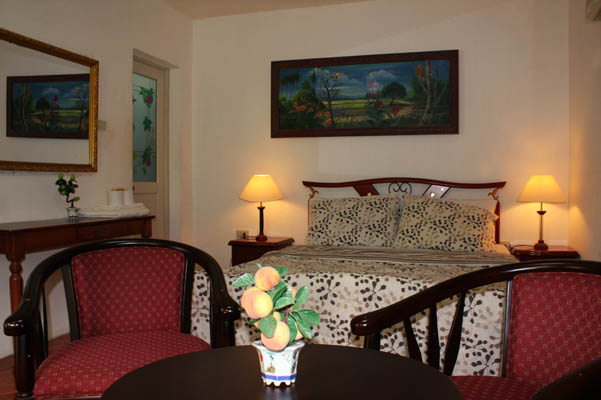 Haruhay Dream Resort Deluxe Room - affordable rooms on Mactan Island for scuba divers